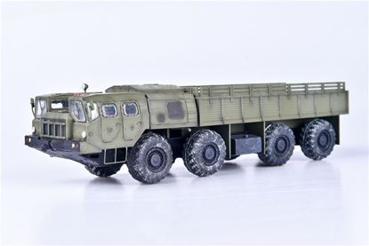 Picture of Soviet Army MAZ 7911 Heavy Truck